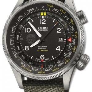 Oris Aviation 01 733 7705 4184-Set 5 23 14fc Kello