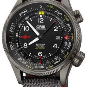 Oris Aviation 01 733 7705 4234-Set5 23 16gfc Kello