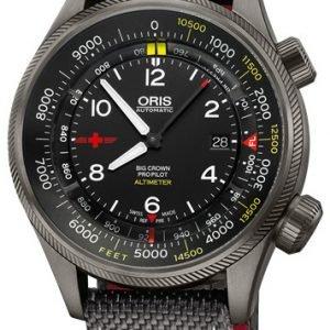Oris Aviation 01 733 7705 4234-Set5 23 16gfc Kello