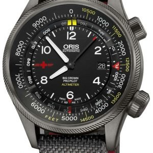 Oris Aviation 01 733 7705 4264-Set5 23 16gfc Kello