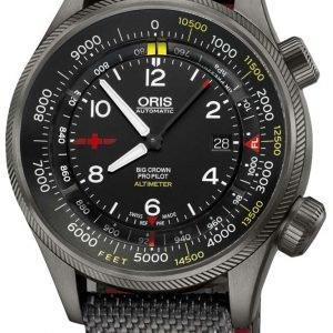 Oris Aviation 01 733 7705 4264-Set5 23 16gfc Kello