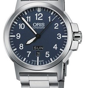 Oris Aviation 01 735 7641 4165-07 8 22 03 Kello