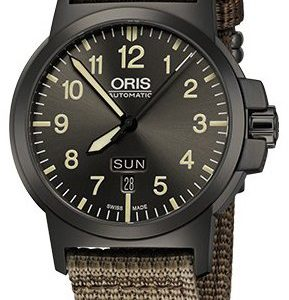 Oris Aviation 01 735 7641 4263-07 5 22 22g Kello