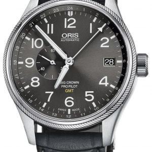 Oris Aviation 01 748 7710 4063-07 5 22 06fc Kello