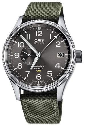 Oris Aviation 01 748 7710 4063-07 5 22 14fc Kello