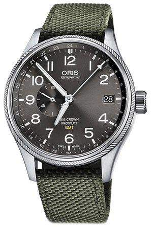 Oris Aviation 01 748 7710 4063-07 5 22 14fc Kello