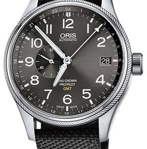 Oris Aviation 01 748 7710 4063-07 5 22 15fc Kello