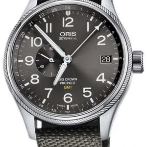 Oris Aviation 01 748 7710 4063-07 5 22 17fc Kello