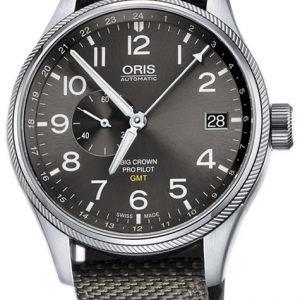 Oris Aviation 01 748 7710 4063-07 5 22 17fc Kello