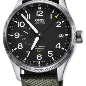 Oris Aviation 01 748 7710 4164-07 5 22 14fc Kello