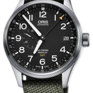 Oris Aviation 01 748 7710 4164-07 5 22 14fc Kello