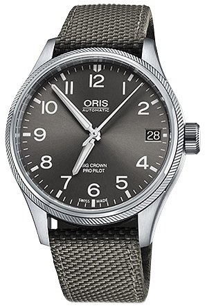 Oris Aviation 01 751 7697 4063-07 5 20 17fc Kello