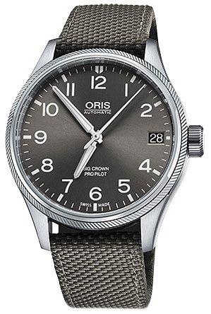 Oris Aviation 01 751 7697 4063-07 5 20 17fc Kello