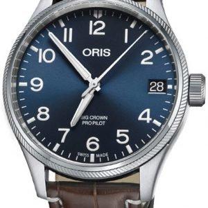 Oris Aviation 01 751 7697 4065-07 1 20 72fc Kello