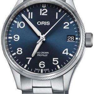 Oris Aviation 01 751 7697 4065-07 8 20 19 Kello