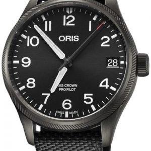 Oris Aviation 01 751 7697 4264-07 5 20 15gfc Kello