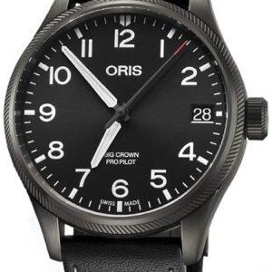 Oris Aviation 01 751 7697 4264-07 5 20 19gfc Kello