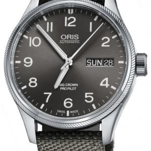 Oris Aviation 01 752 7698 4063-07 5 22 17fc Kello
