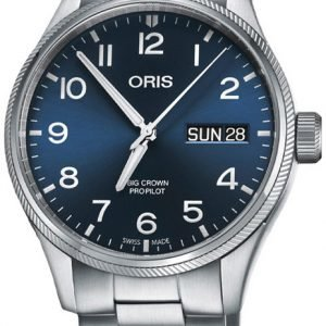 Oris Aviation 01 752 7698 4065-07 8 22 19 Kello