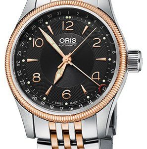 Oris Aviation 01 754 7679 4334-07 8 20 32 Kello