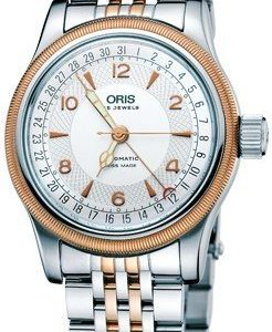 Oris Aviation 01 754 7696 4361-07 8 20 32 Kello