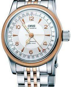 Oris Aviation 01 754 7696 4361-07 8 20 32 Kello