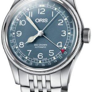 Oris Aviation 01 754 7741 4065-07 8 20 22 Kello
