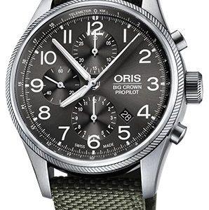 Oris Aviation 01 774 7699 4063-07 5 22 14fc Kello