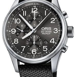 Oris Aviation 01 774 7699 4063-07 5 22 15fc Kello