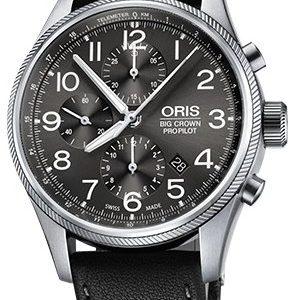 Oris Aviation 01 774 7699 4063-07 5 22 19fc Kello