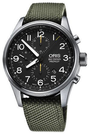 Oris Aviation 01 774 7699 4134-07 5 22 14fc Kello