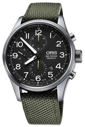 Oris Aviation 01 774 7699 4134-07 5 22 14fc Kello