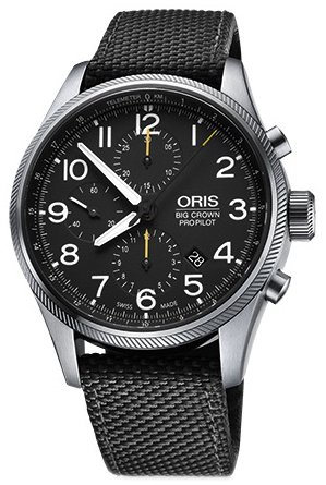 Oris Aviation 01 774 7699 4134-07 5 22 15fc Kello