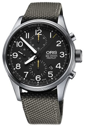 Oris Aviation 01 774 7699 4134-07 5 22 17fc Kello