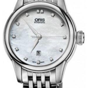 Oris Culture 01 561 7687 4091-07 8 14 77 Kello