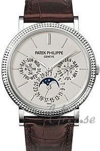 Patek Philippe Complicated 5139g/001 Kello Hopea / Nahka