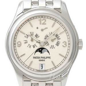 Patek Philippe Complicated Annual Calender 5146/1g/001 Kello