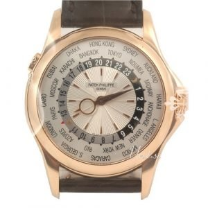 Patek Philippe Complicated World Time 5130r/001 Kello