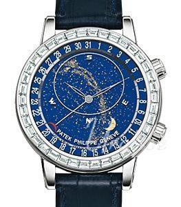 Patek Philippe Grand Complications Celestial 6104g/001 Kello