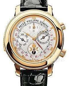 Patek Philippe Grand Complications Sky Moon Tourbillon 5002j/001 Kello