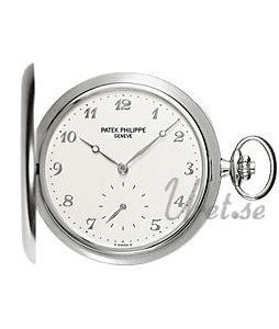 Patek Philippe Pocket Watch 980g/010 Kello Hopea