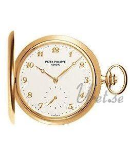 Patek Philippe Pocket Watch 980j/011 Kello Hopea