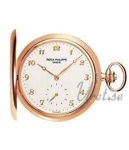 Patek Philippe Pocket Watch 980r/001 Kello Hopea