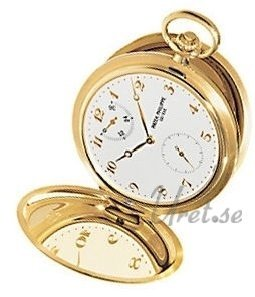 Patek Philippe Pocket Watch 983j/001 Kello Hopea