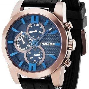 Police Matchcord Pl14541jsbn/02p Kello