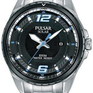 Pulsar Accelerator Px3127x1 Kello Musta / Teräs