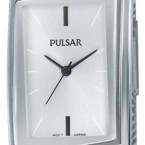 Pulsar Attitude Ph8221x1 Kello Valkoinen / Teräs