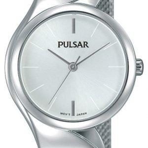 Pulsar Attitude Ph8229x1 Kello Valkoinen / Teräs