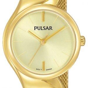 Pulsar Attitude Ph8234x1 Kello Samppanja / Kullansävytetty