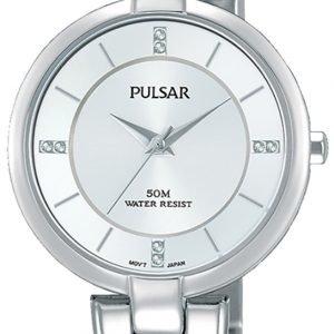 Pulsar Attitude Ph8311x1 Kello Hopea / Teräs